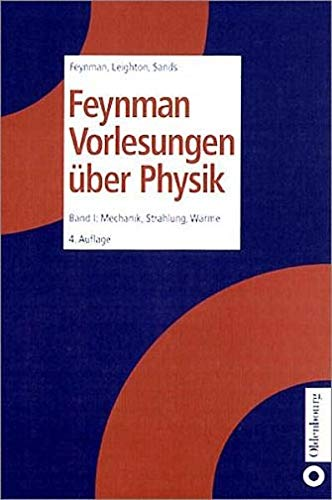 Vorlesungen über Physik, 3 Bde. (3486258575) by Matthew Sands; Richard P. Feynman; Robert B. Leighton