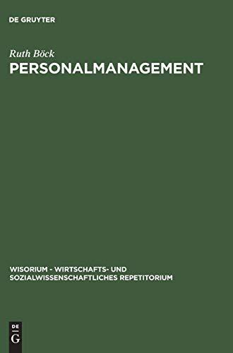 Personalmanagement: Ruth Böck