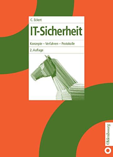 9783486272055: IT-Sicherheit: Konzepte - Verfahren - Protokolle