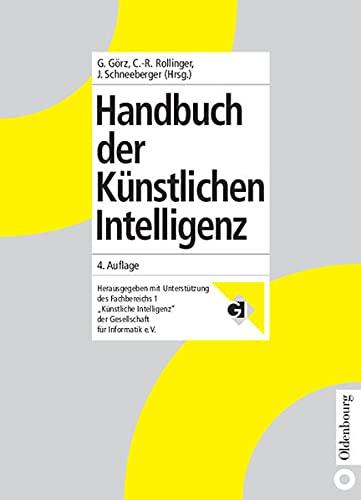 9783486272123: Handbuch Der Künstlichen Intelligenz (German Edition)