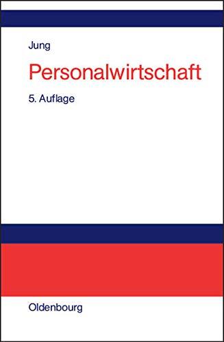 9783486273359: Personalwirtschaft (Livre en allemand)