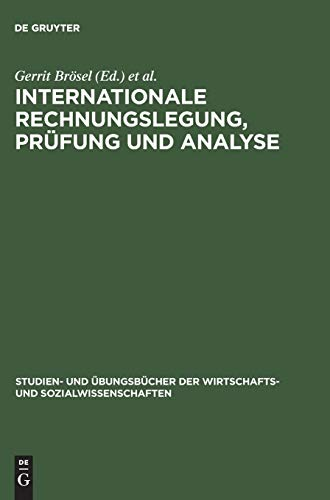 9783486275964: Internationale Rechnungslegung, Prüfung und Analyse: Aufgaben und Lösungen
