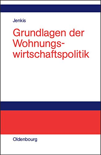 9783486276077: Grundlagen der Wohnungswirtschaftspolitik