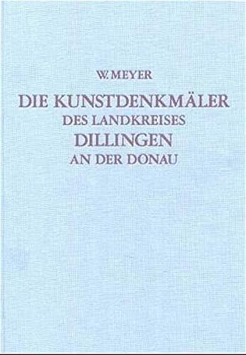 9783486435412: Landkreis Dillingen an der Donau