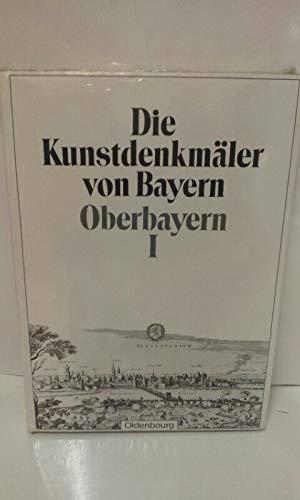Die Kunstdenkmäler von Bayern. Oberbayern Bände 1-3: Bezold, G.v./Riehl und B.: