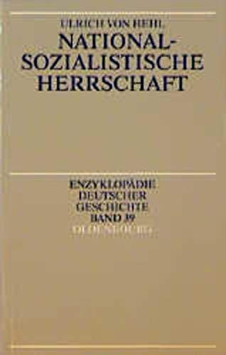 Nationalsozialistische Herrschaft, Bd 39: Ulrich von Hehl