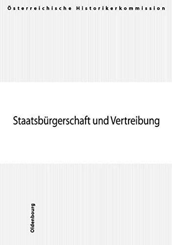 9783486566925: Staatsbürgerschaft und Vertreibung