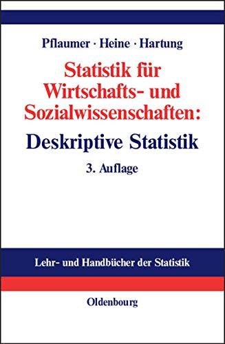 9783486577792: Deskriptive Statistik