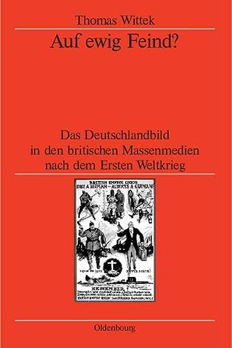Auf ewig Feind?: Thomas Wittek