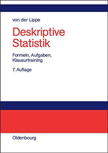 9783486578638: Deskriptive Statistik