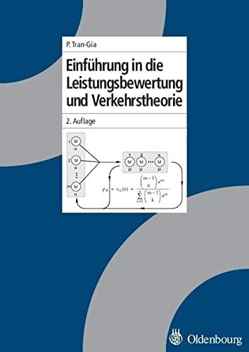 Einführung in die Leistungsbewertung und Verkehrstheorie: Phuoc Tran-Gia
