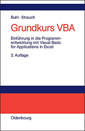 9783486578898: Grundkurs VBA