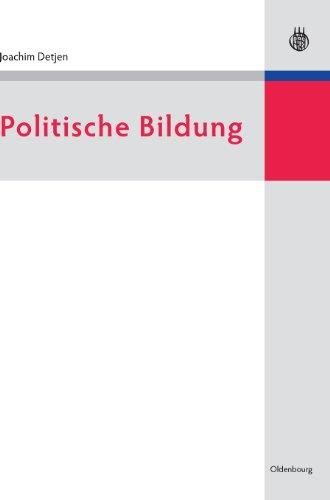 9783486582109: Politische Bildung (Lehr- Und Handbucher Der Politikwissenschaft) (German Edition)