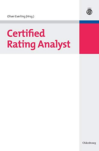 Certified Rating Analyst: Oliver Everling