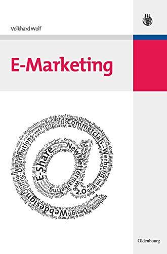 9783486583830: E-marketing (German Edition)