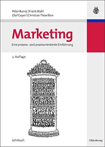 9783486584417: Marketing: Eine prozess- und praxisorientierte Einführung