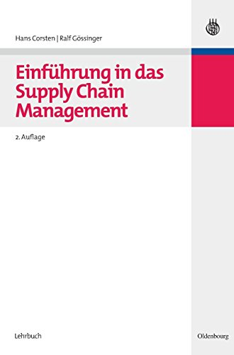 9783486584615: Einführung in das Supply Chain Management