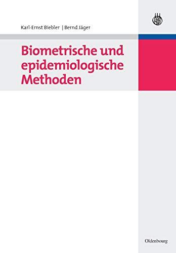 9783486585117: Biometrische und epidemiologische Methoden