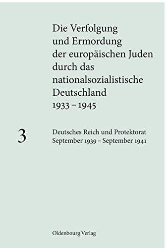 Deutsches Reich und Protektorat September 1939 - September 1941: Andrea Löw