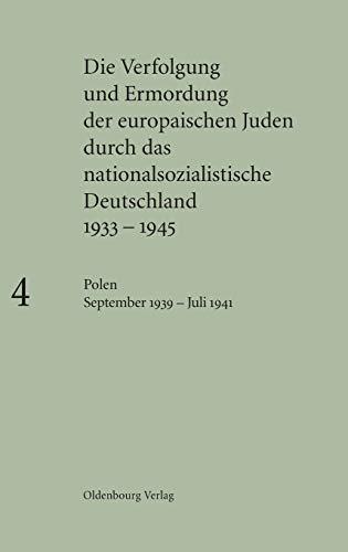 Polen September 1939 - Juli 1941: Klaus-Peter Friedrich