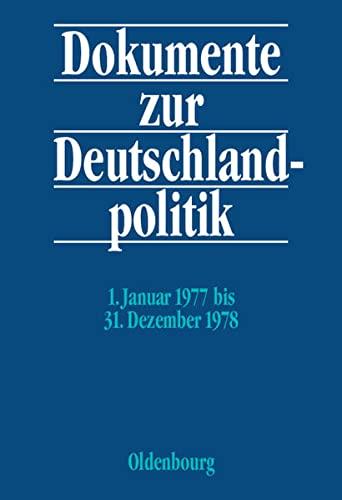 1. Januar 1977 Bis 31. Dezember 1978: Bearb. V. Altrichter,
