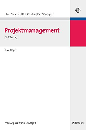 9783486586060: Projektmanagement