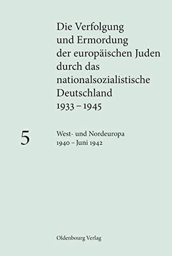9783486586824: West- Und Nordeuropa 1940 - Juni 1942 (German Edition)