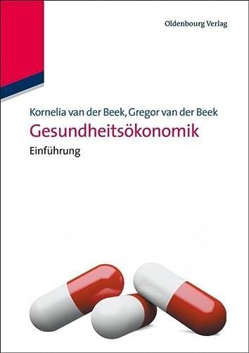 9783486586862: Gesundheitsökonomik: Einführung