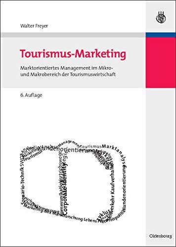 9783486589269: Tourismus-Marketing