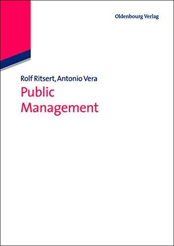 9783486589719: Public Management