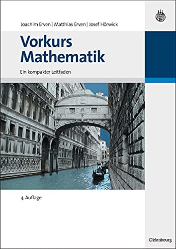 9783486589863: Vorkurs Mathematik: Ein kompakter Leitfaden