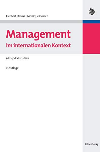 Management im internationalen Kontext: Herbert Strunz