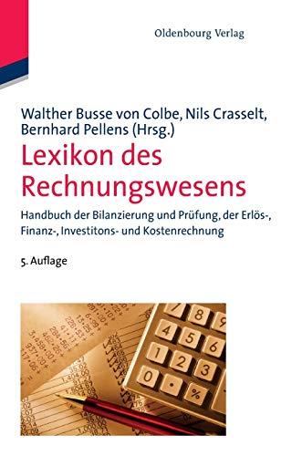 Lexikon des Rechnungswesens: Walther Busse von Colbe