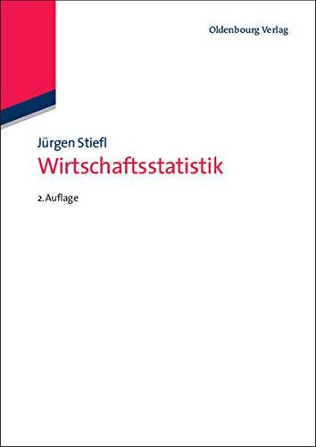 9783486598131: Wirtschaftsstatistik (German Edition)