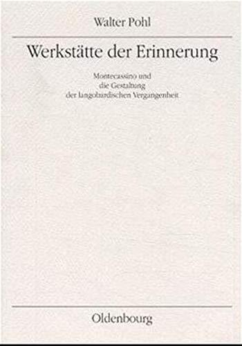 9783486648454: Werkstätte der Erinnerung
