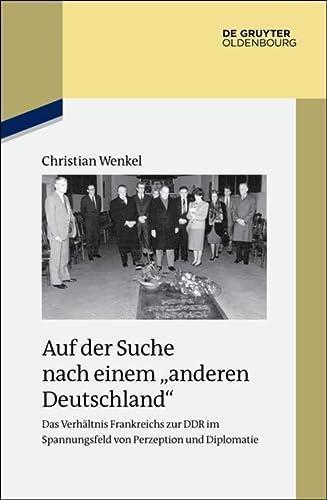 """Auf der Suche nach einem """"anderen Deutschland"""": Christian Wenkel"""