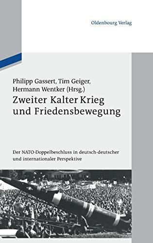 Zweiter Kalter Krieg und Friedensbewegung: Philipp Gassert