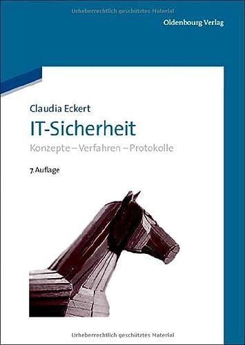 9783486706871: IT-Sicherheit: Konzepte - Verfahren - Protokolle