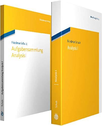 Semesterpaket Mathematik, 2 Bde.: Friedmar Schulz