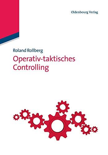 9783486712773: Operativtaktisches Controlling