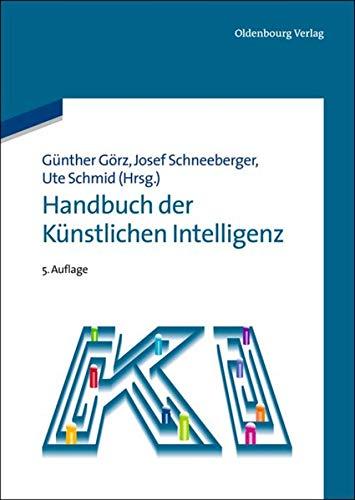 9783486713077: Handbuch Der Kunstlichen Intelligenz (German Edition)