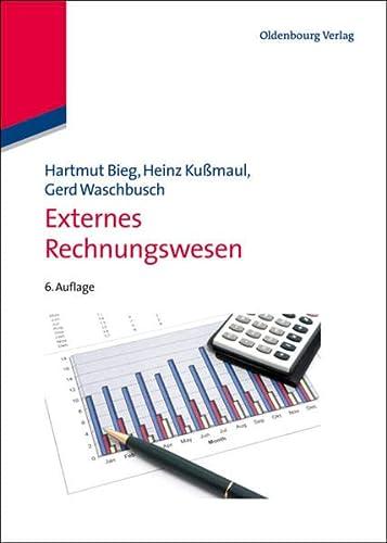 Externes Rechnungswesen: Hartmut Bieg