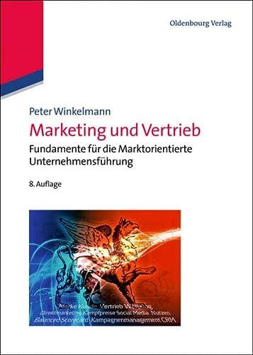 Marketing und Vertrieb: Peter Winkelmann