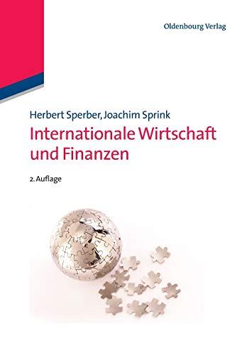 9783486716436: Internationale Wirtschaft und Finanzen (German Edition)