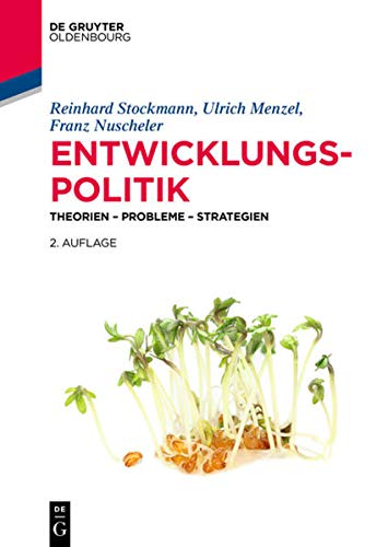 9783486718744: Entwicklungspolitik: Theorien – Probleme – Strategien (German Edition)