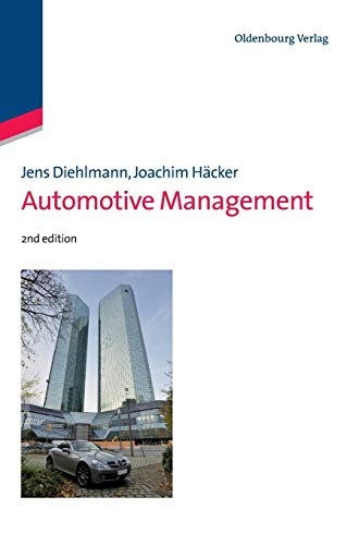 Automotive Management: Jens Diehlmann