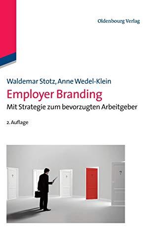 9783486735833: Employer Branding (German Edition)