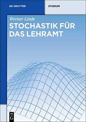 9783486737431: Stochastik für das Lehramt: Studium und Schule