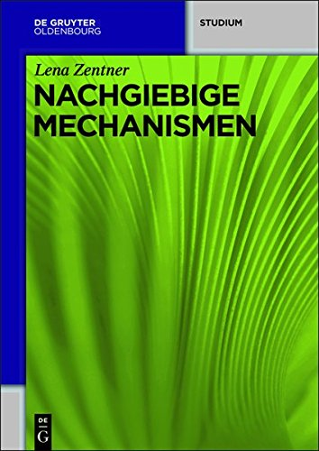 9783486768817: Nachgiebige Mechanismen (German Edition)