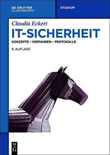 9783486778489: It-sicherheit: Konzepte - Verfahren - Protokolle (German Edition)